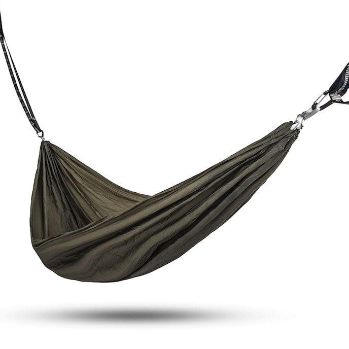 alpkit mora hammock for wild camping