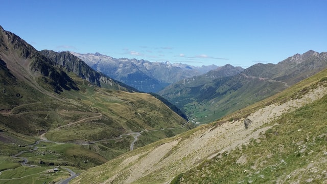 pyrenees tour de france cycling - call to adventure