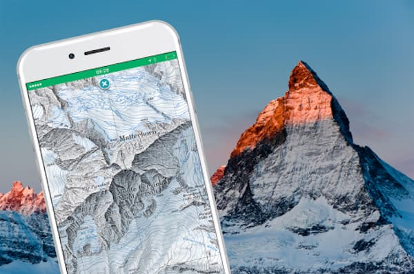 ViewRanger best camping apps for navigation