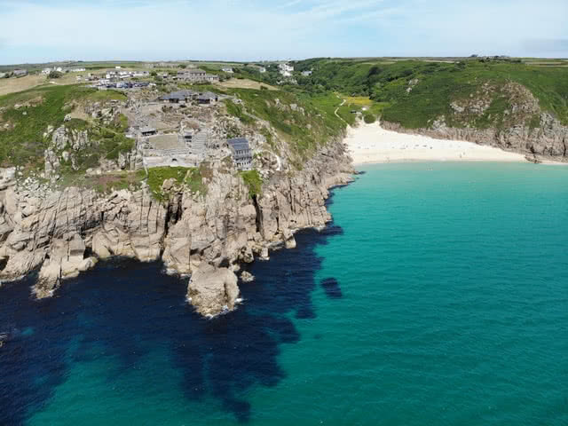 Best beaches for swimming Cornwall