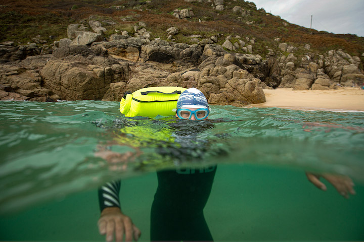 beach and water safety course Cornwall UK