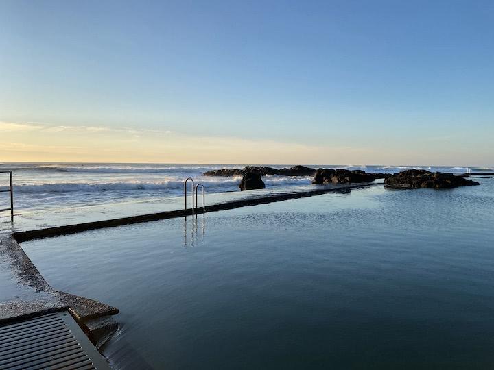 Bude Sea Pool Lide