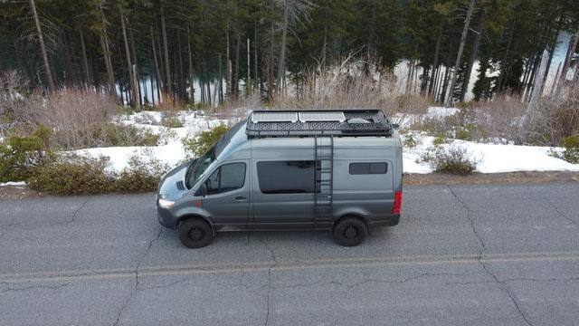 Custom made vehicle