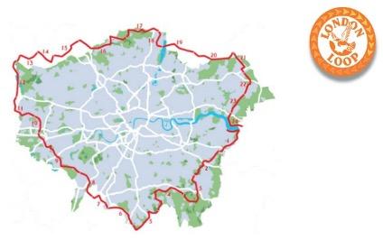 London Loop Long Distance Walk