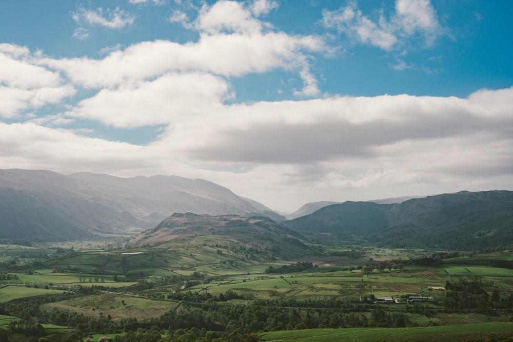 Skiddaw, Lake District wild places uk