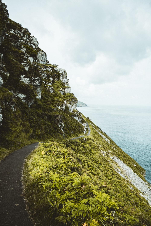 South West Coast Path wild places uk
