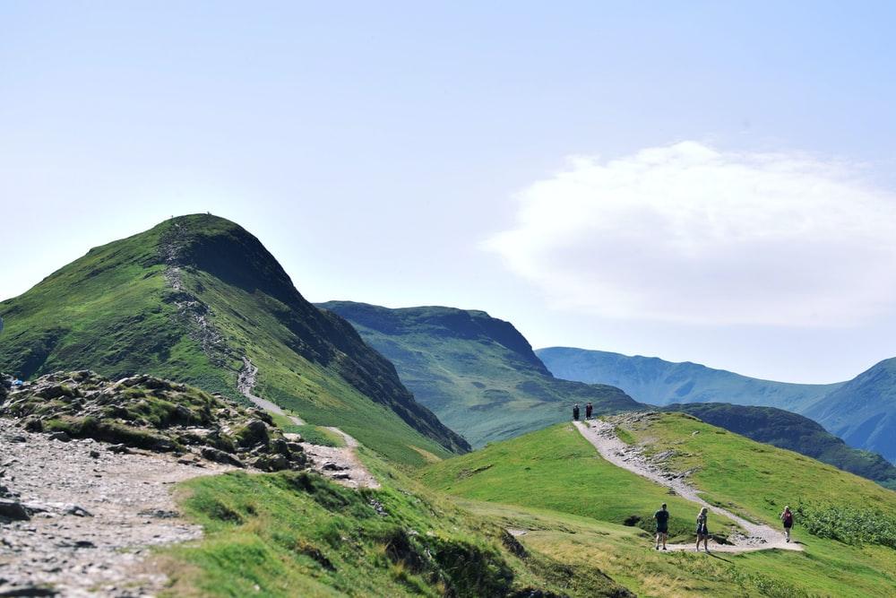 Mountains to climb UK
