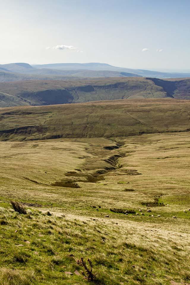 Offa's Dyke BreconBeacons National Park