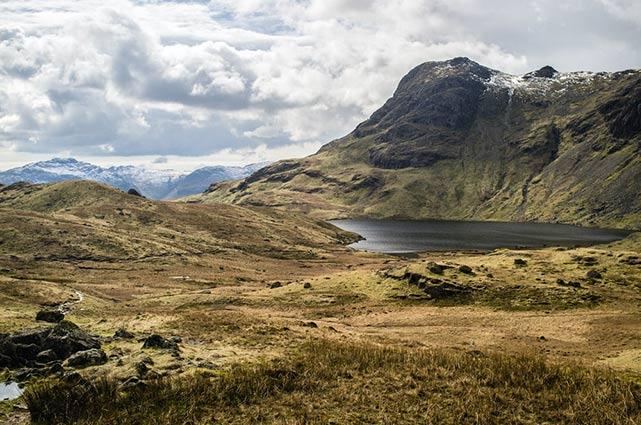 National 3 Peaks Challenge, Lake District