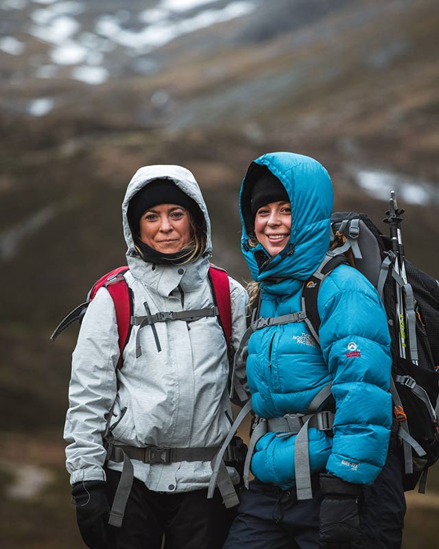 Ben Nevis Peak Ascent, National 3 Peaks Challenge