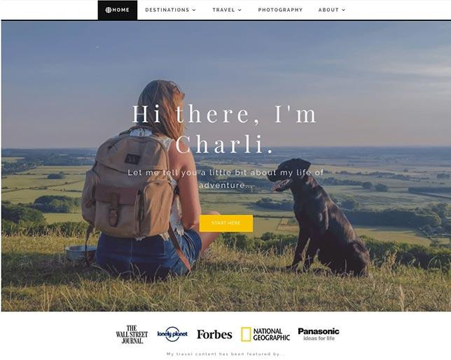 Wanderlusters blog