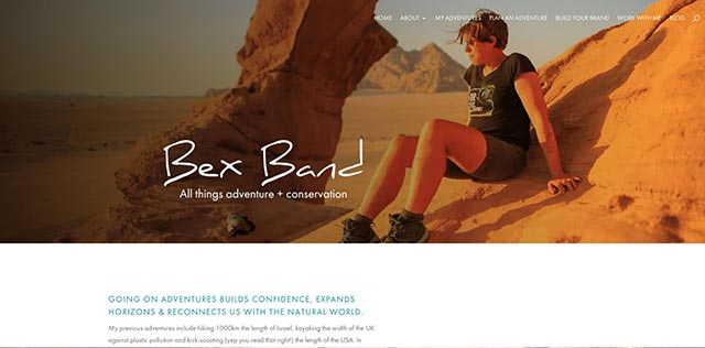 Bex band ordinary adventurer blog