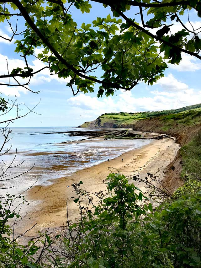 Robin Hood's Bay to St Bees