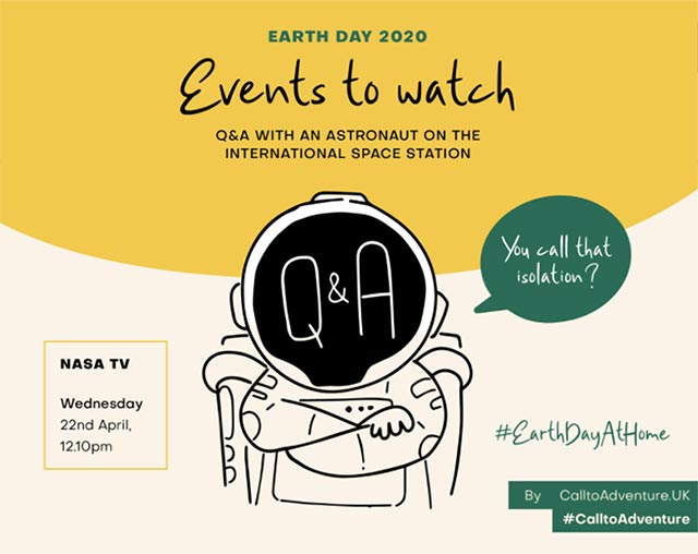 Earth Day - events - BLOG