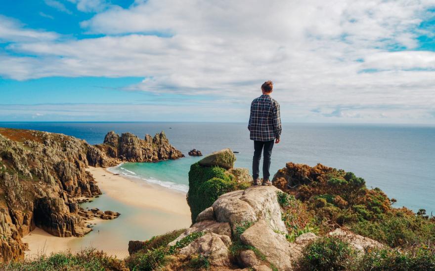 Cornwall's  best UK beaches