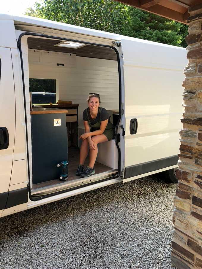 sprinter campervan conversion van life