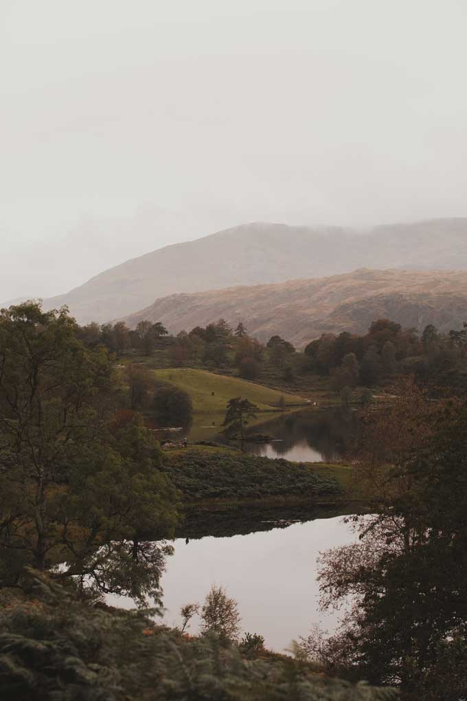 Cumbria Way Langdale