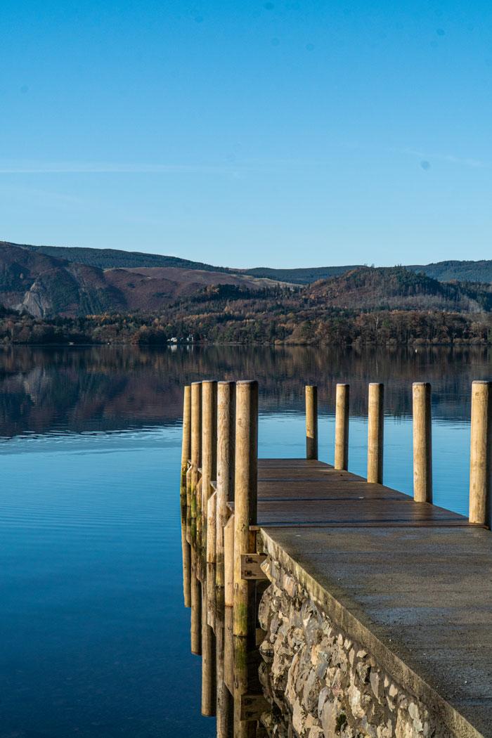Lake District National Park stunning views