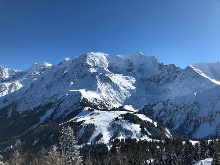 Tour du Mont Blanc hike France Italy Switzerland