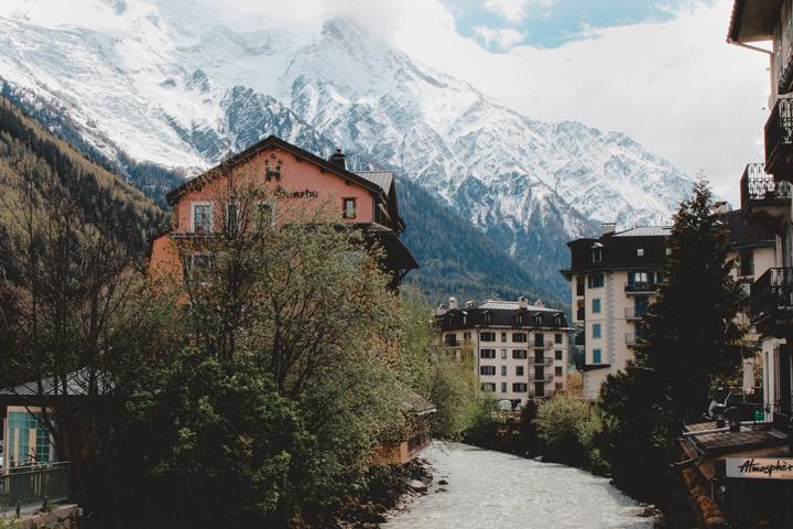 Trekking the Tour du Mont Blanc