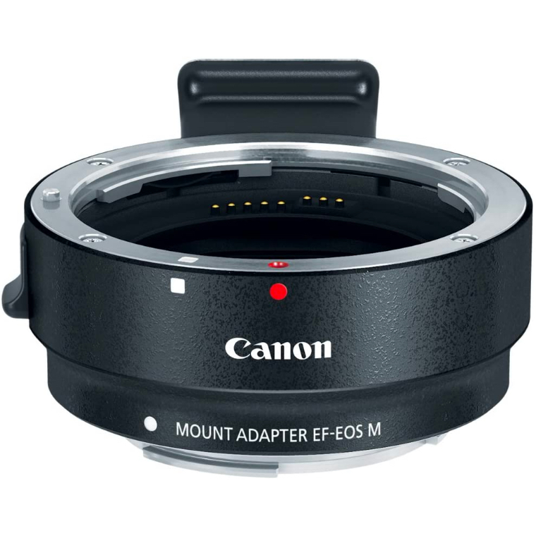 Canon mount adapter for EOS M50