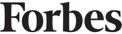 Forbes business news logo