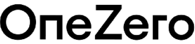 One Zero technology news logo