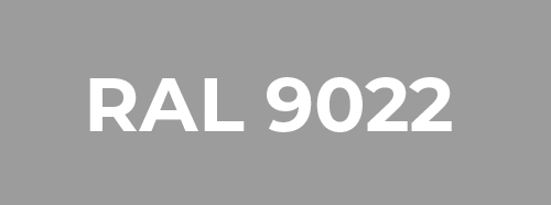 RAL 9022