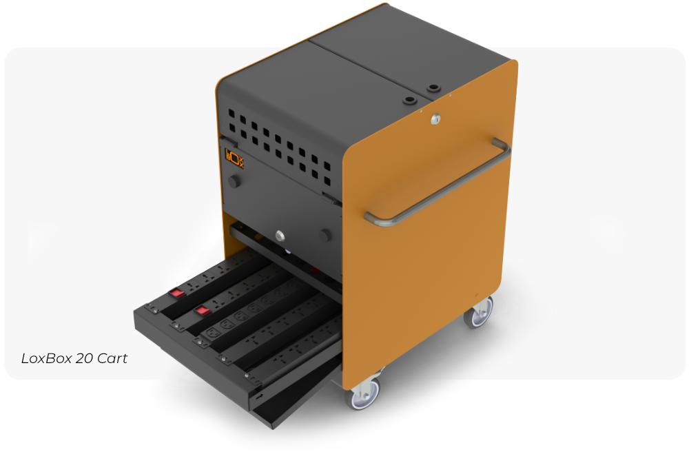 LoxBox 20 Cart