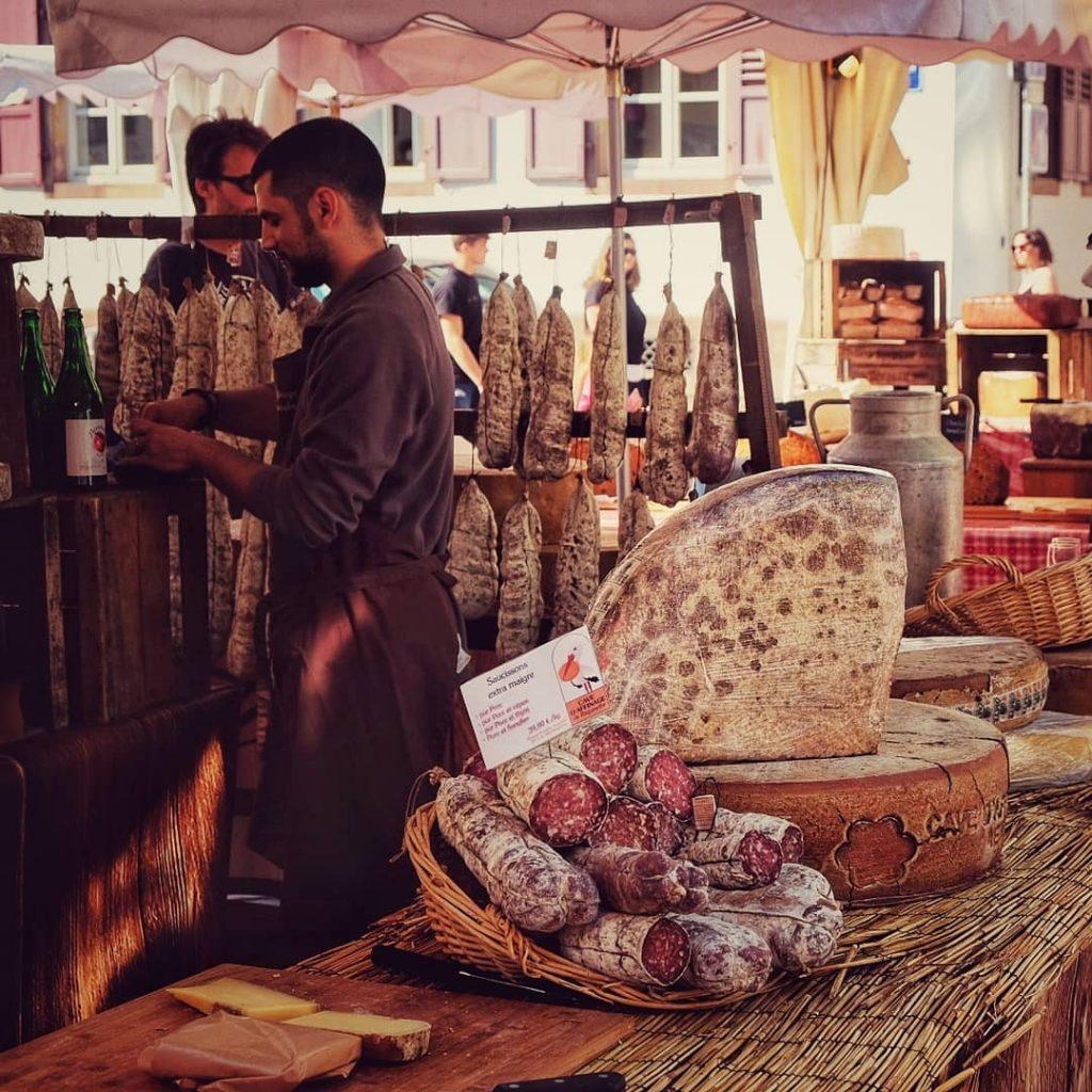 Food Market Strasbourg