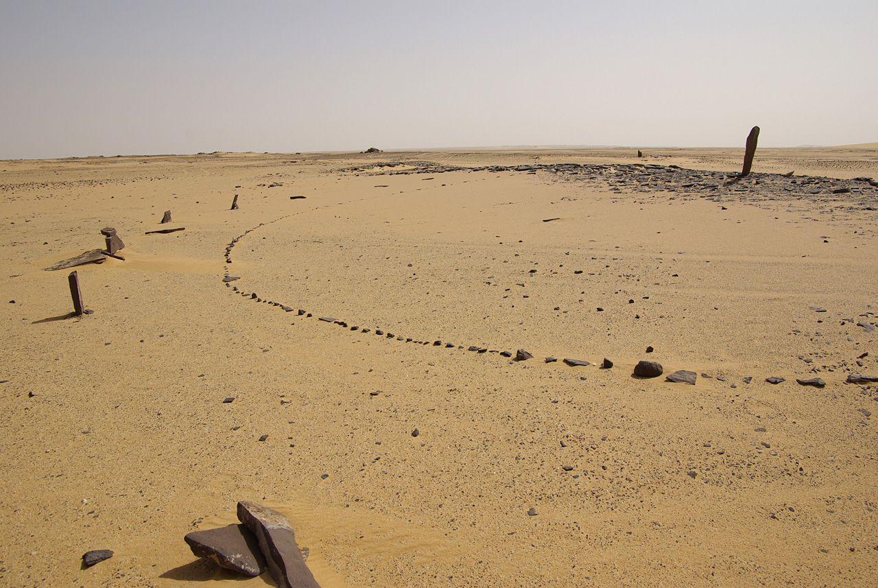 Nabta Playa, Egypt