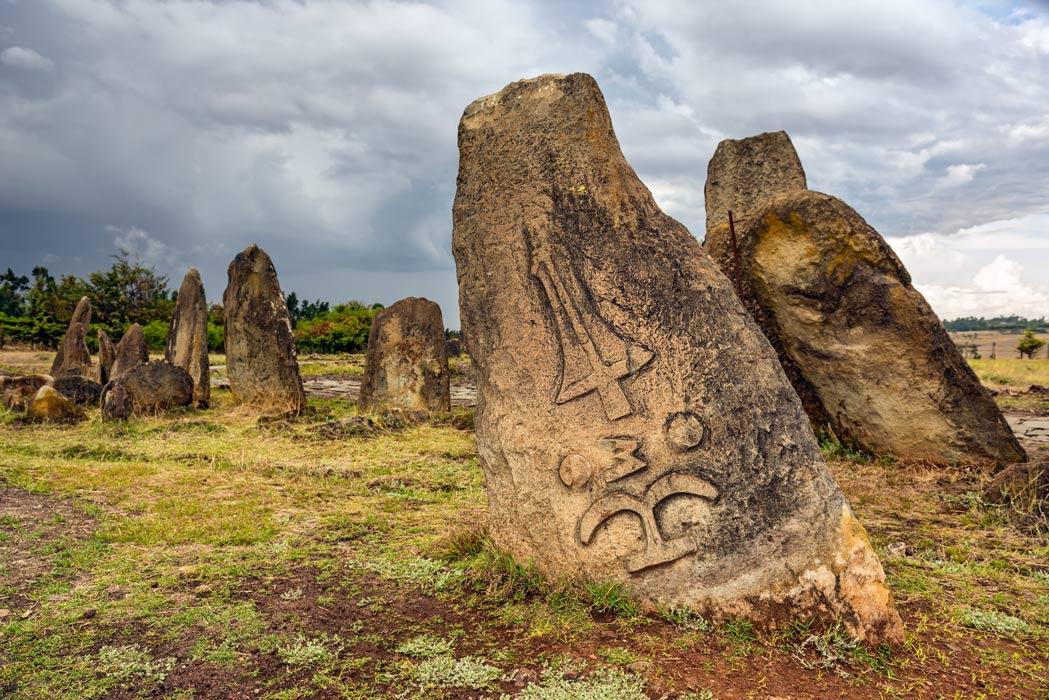 Tiya Megaliths, Ethiopia