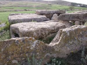 Tombe Mégalithique d'Ellès, Tunisia