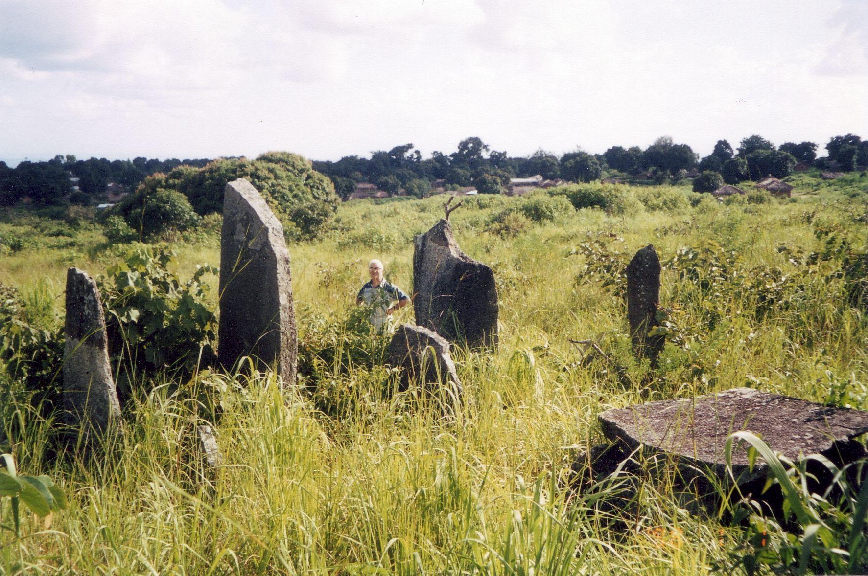 Bouar Megaliths, Central African Republic