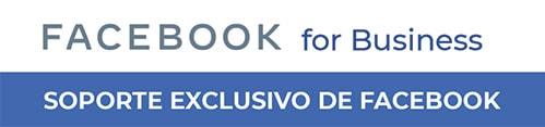 Soporte exclusivo Facebook