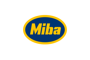Logo Miba Digital Transformation Referenz