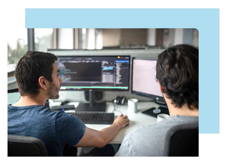 Individuelle Software Entwicklung