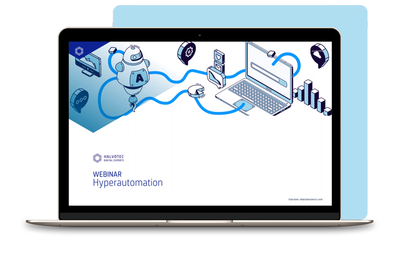 Webinar Aufzeichnung Hyperautomation