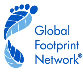 Global Footrprint Network Stacked Logo
