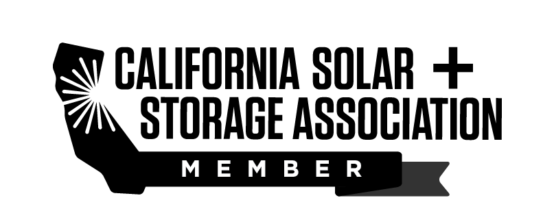 California Solar and Storage Association Logo