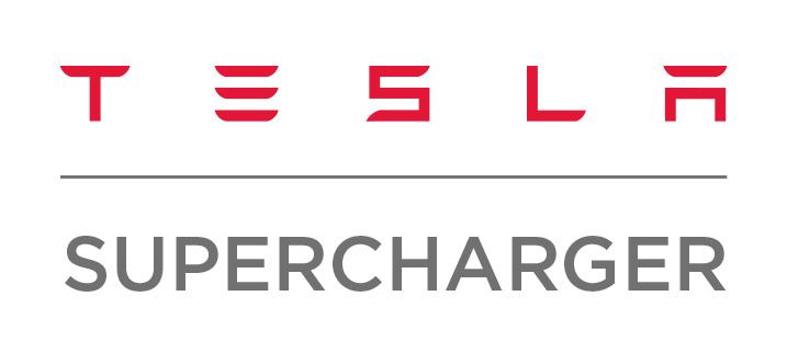 tesla supercharging logo