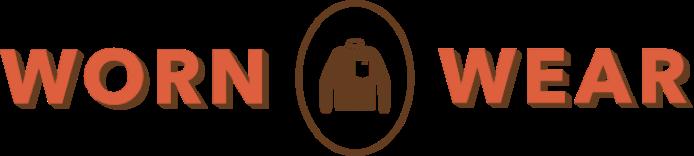 Patagonia worn wear logo