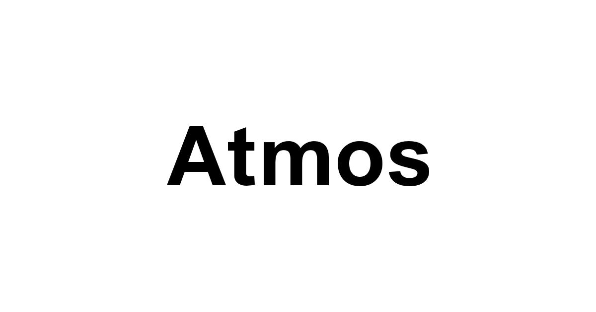 atmos magazine logo