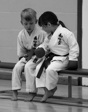 Karate Classes in Somerset, Dorset & Wiltshire