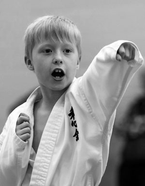 Kids Karate Classes Wincanton, Queen Camel & Merriott