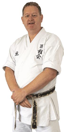 Paul Hacker - Nishikan Martial Arts