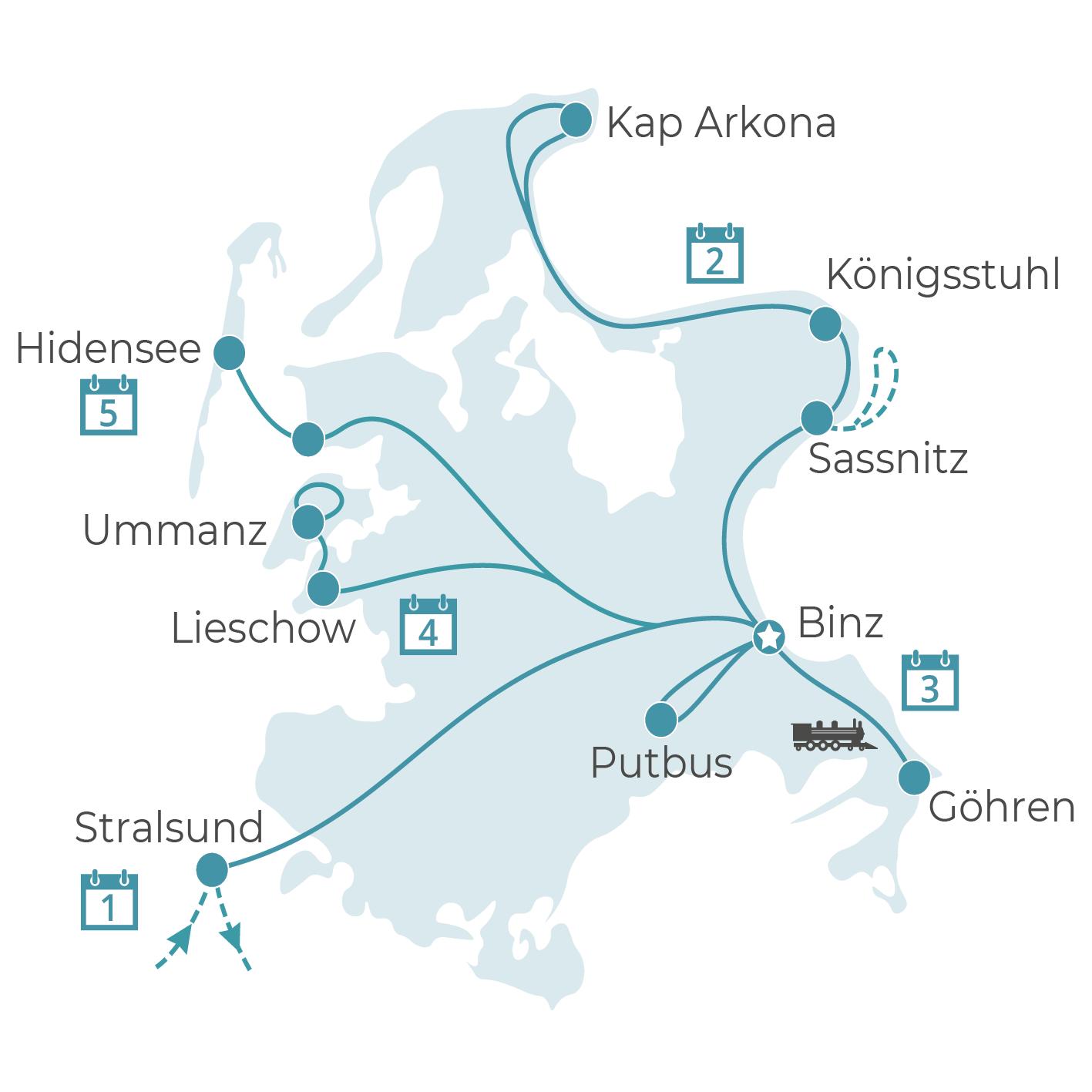 Schatzinsel der Baltischen See