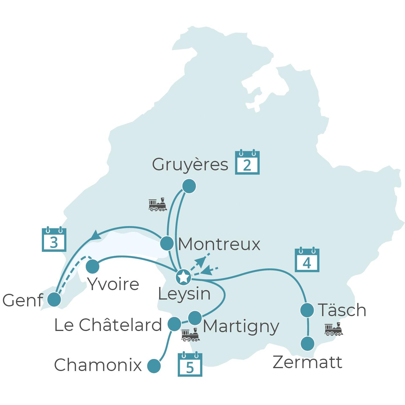 Genuss & Alpen