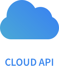 icon for cloud api