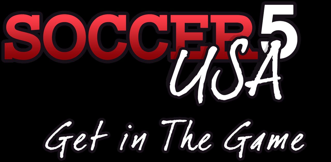 Soccer 5 USA Logo